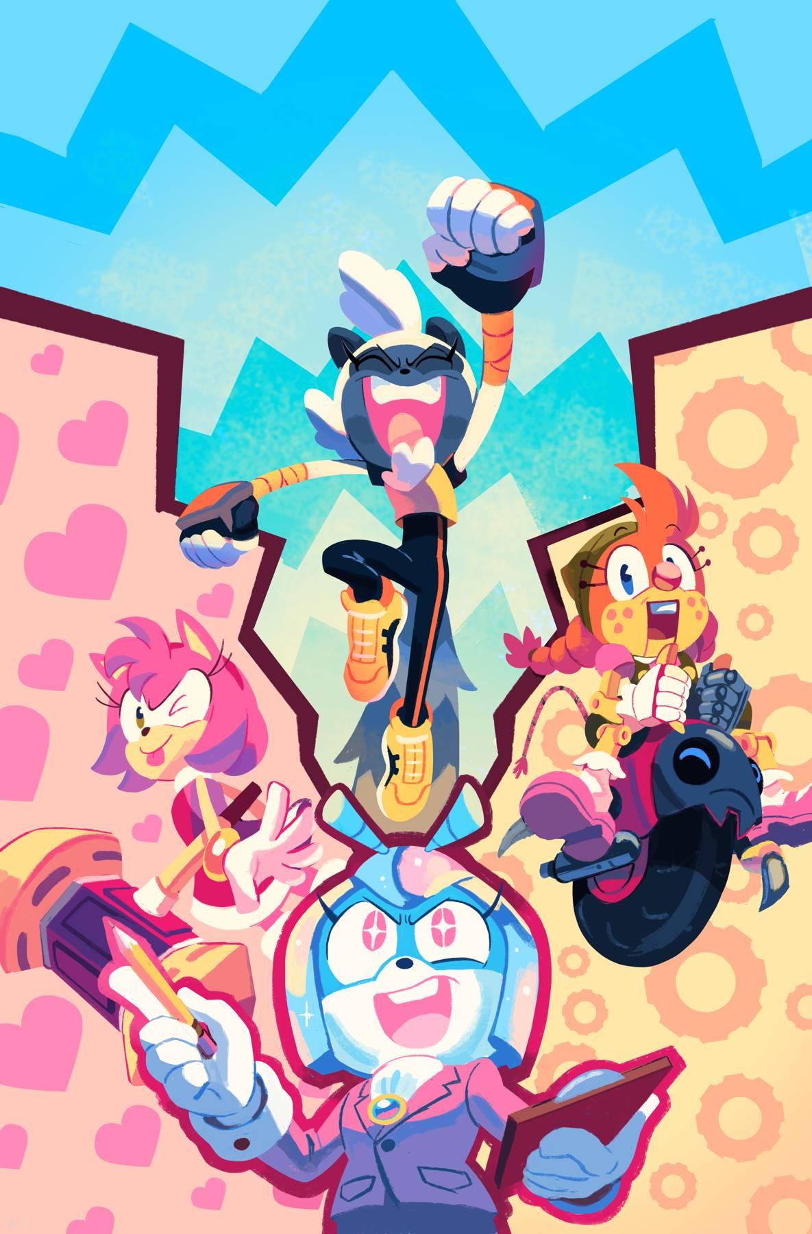 IDW Sonic 47