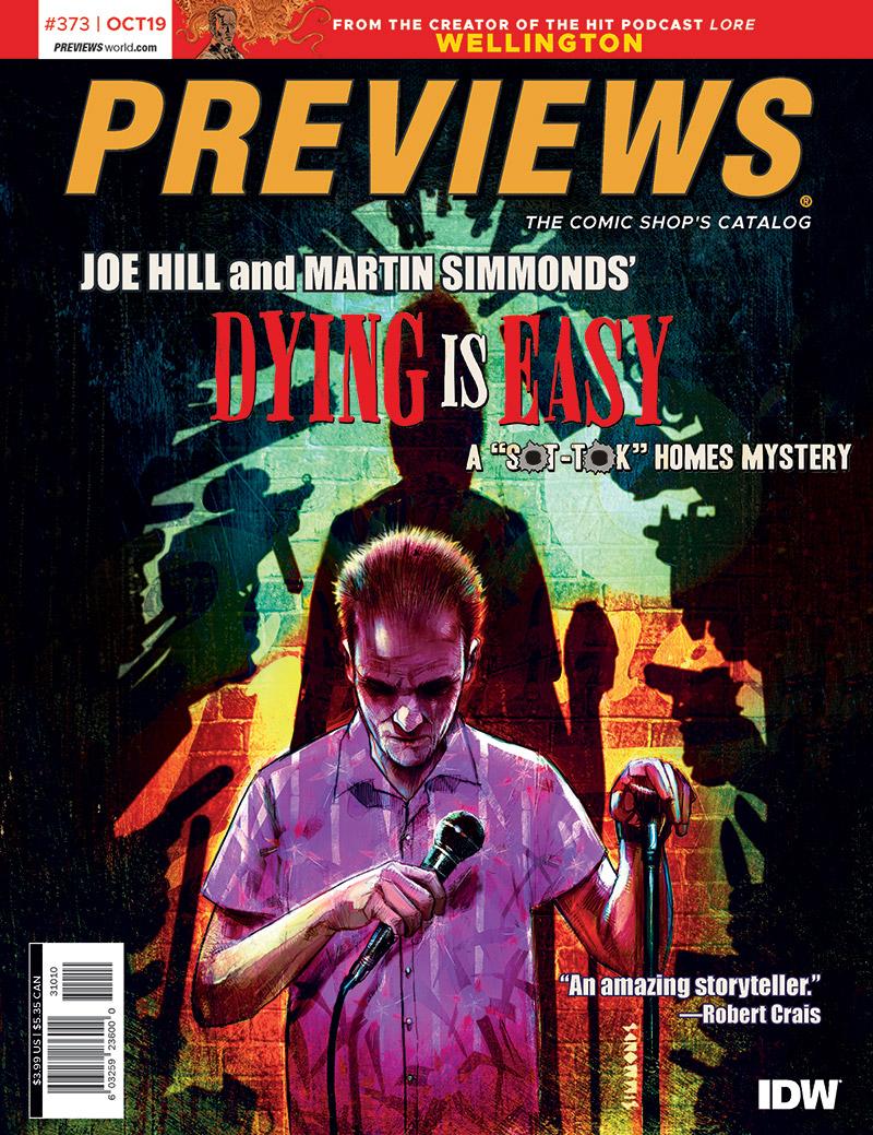 PREVIEWS Catalog Previews World