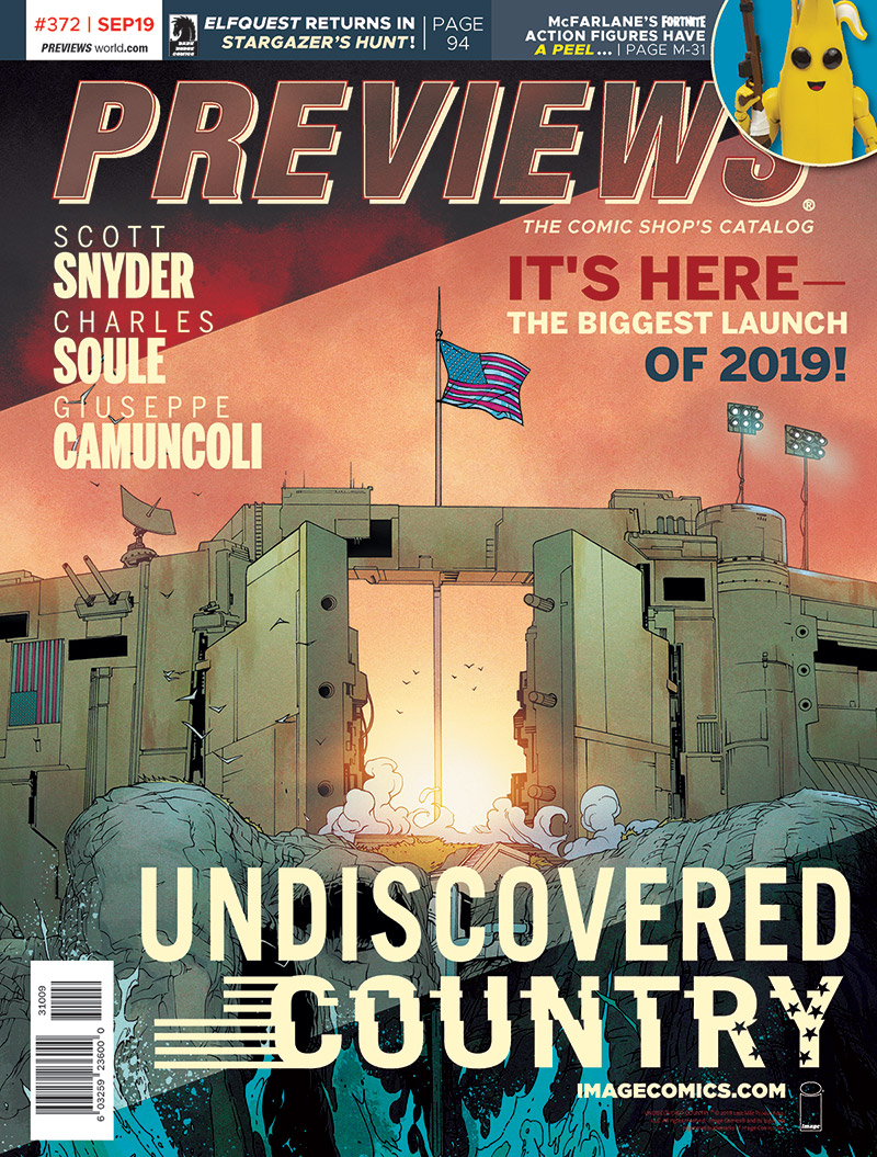 PREVIEWS Catalog - Previews World