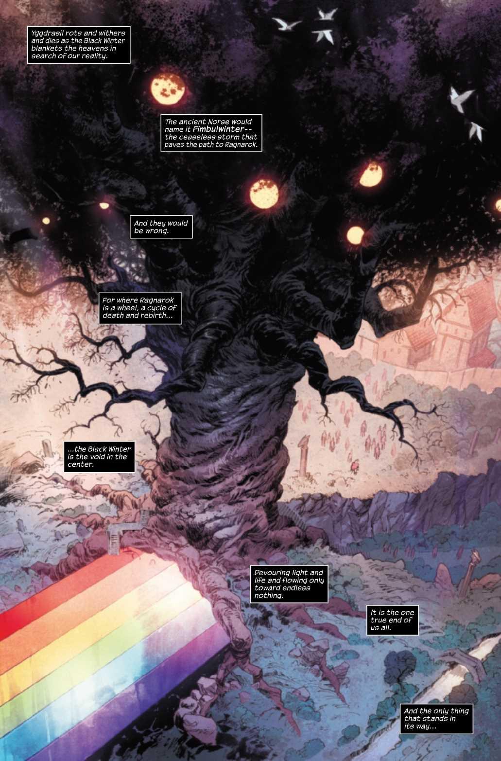 Thor Donny Cates Mjolnir
