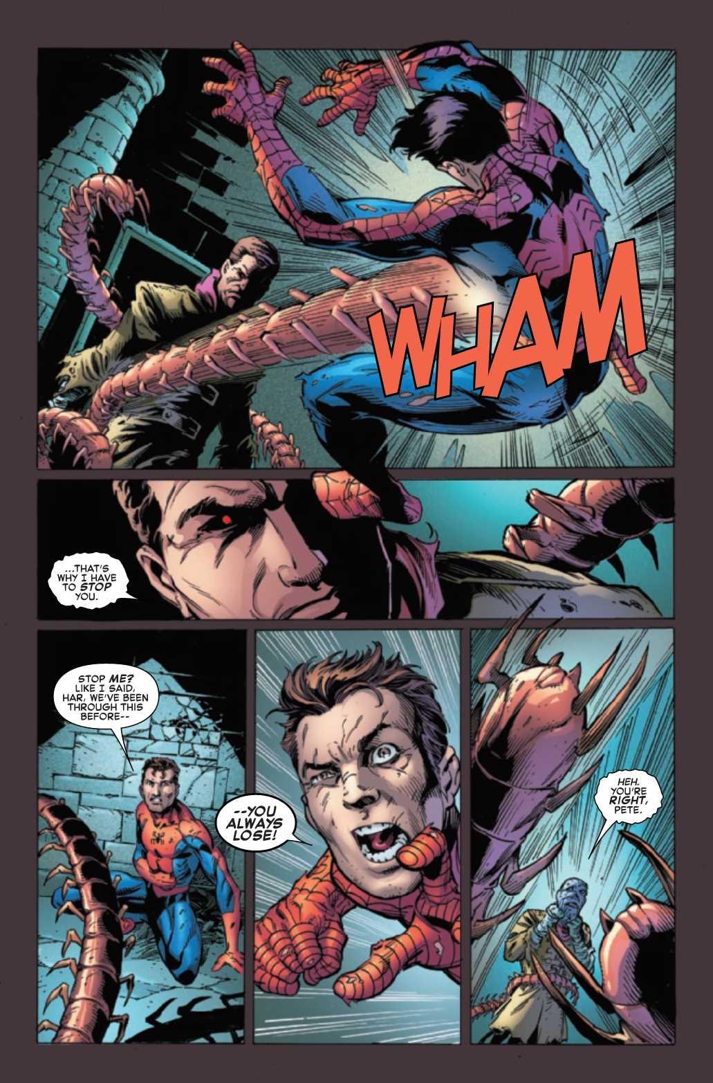 AMAZING SPIDER-MAN #54 LR