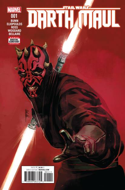 Marvel Comics' Star Wars: Darth Maul #1