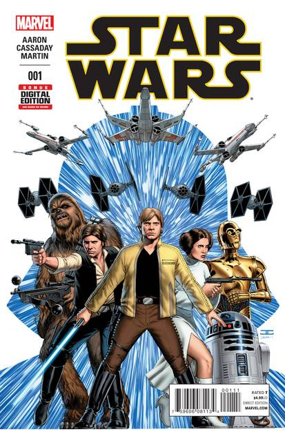 Star Wars #1 Marvel Comics