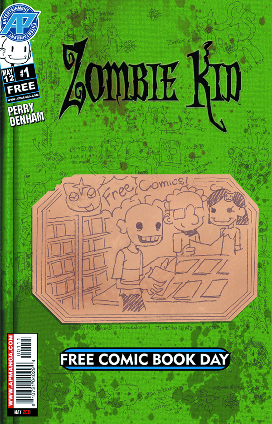 Diary of a Zombie Kid
