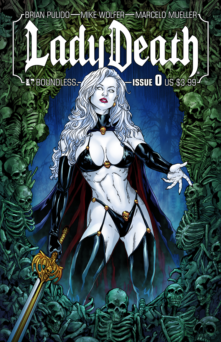 Lady death erotic clips