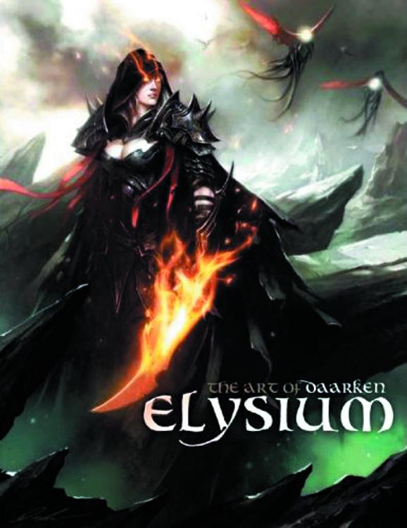 Elysium the art of daarken