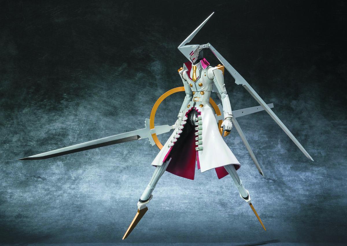 PERSONA 4  IZANAGI-NO-OKAMI D-ARTS FIGUREIzanagi No Okami Persona 4