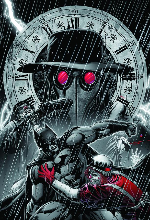 batman new 52 joker covers batman