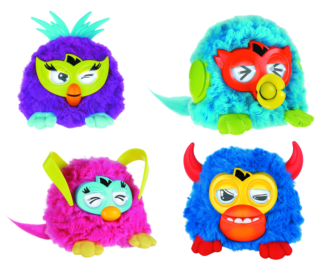 Baby Furby Lookup Beforebuying Circuit Bent Party Rockers