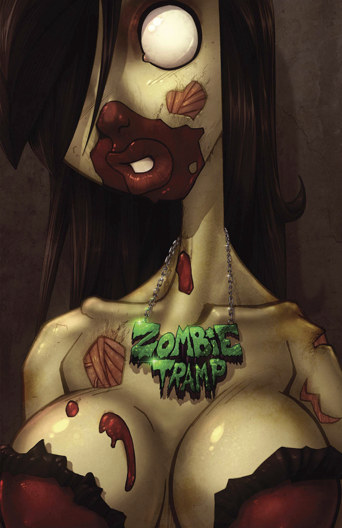 Zombie Tramp Volume 10 by Jason Martin Paperback Book