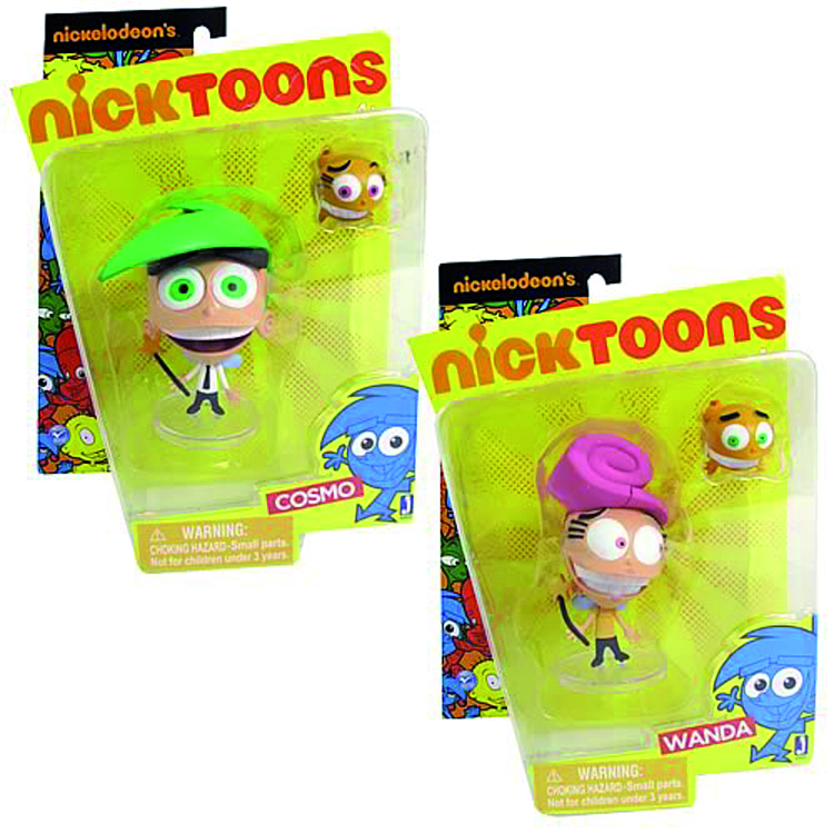 Fairly Odd Parents action figures - Another Toy Review by ...  Fairly Oddparents Toys