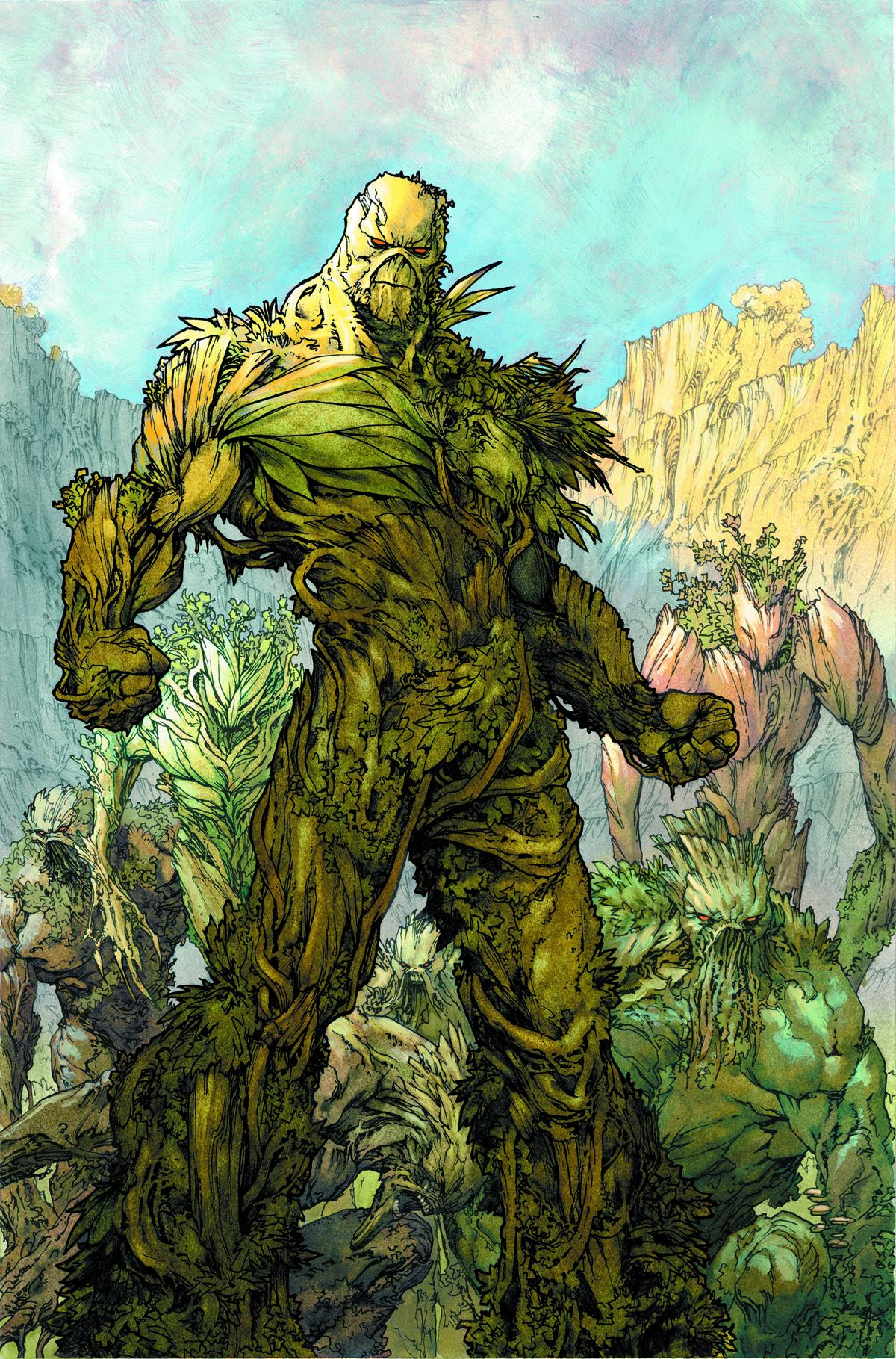 Swamp Thing Recipe — Dishmaps