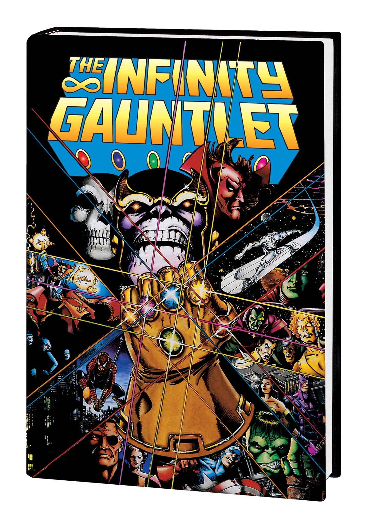 Marvel Clears Out Omnibus Stock Infinity Gauntlet To