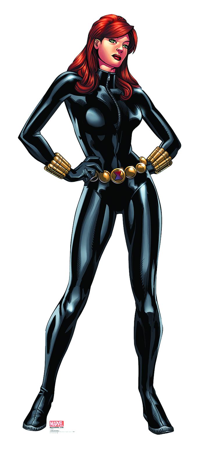 Black Widow Marvel Avengers PREVIEWSworld - AVENGE...