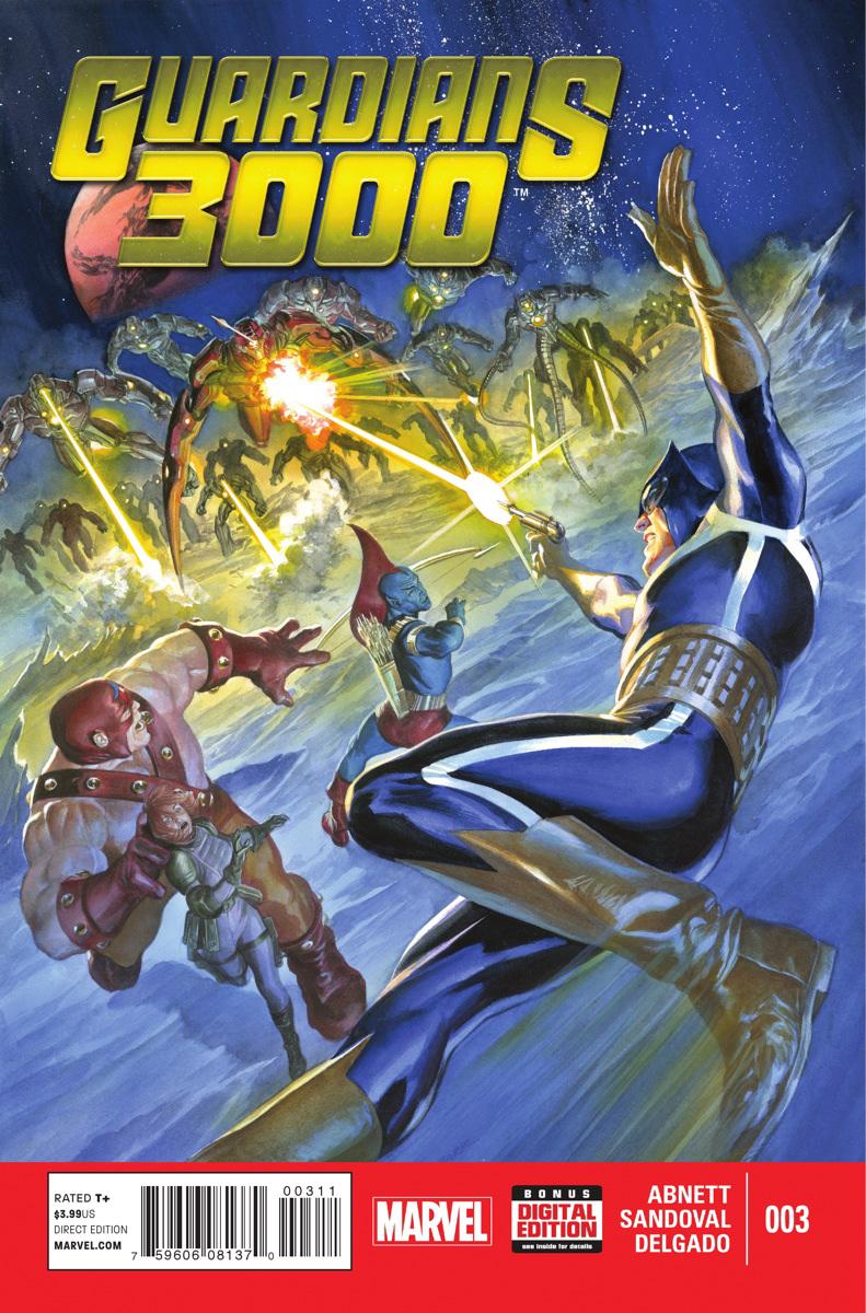 Dave's Comics: 12/03/14