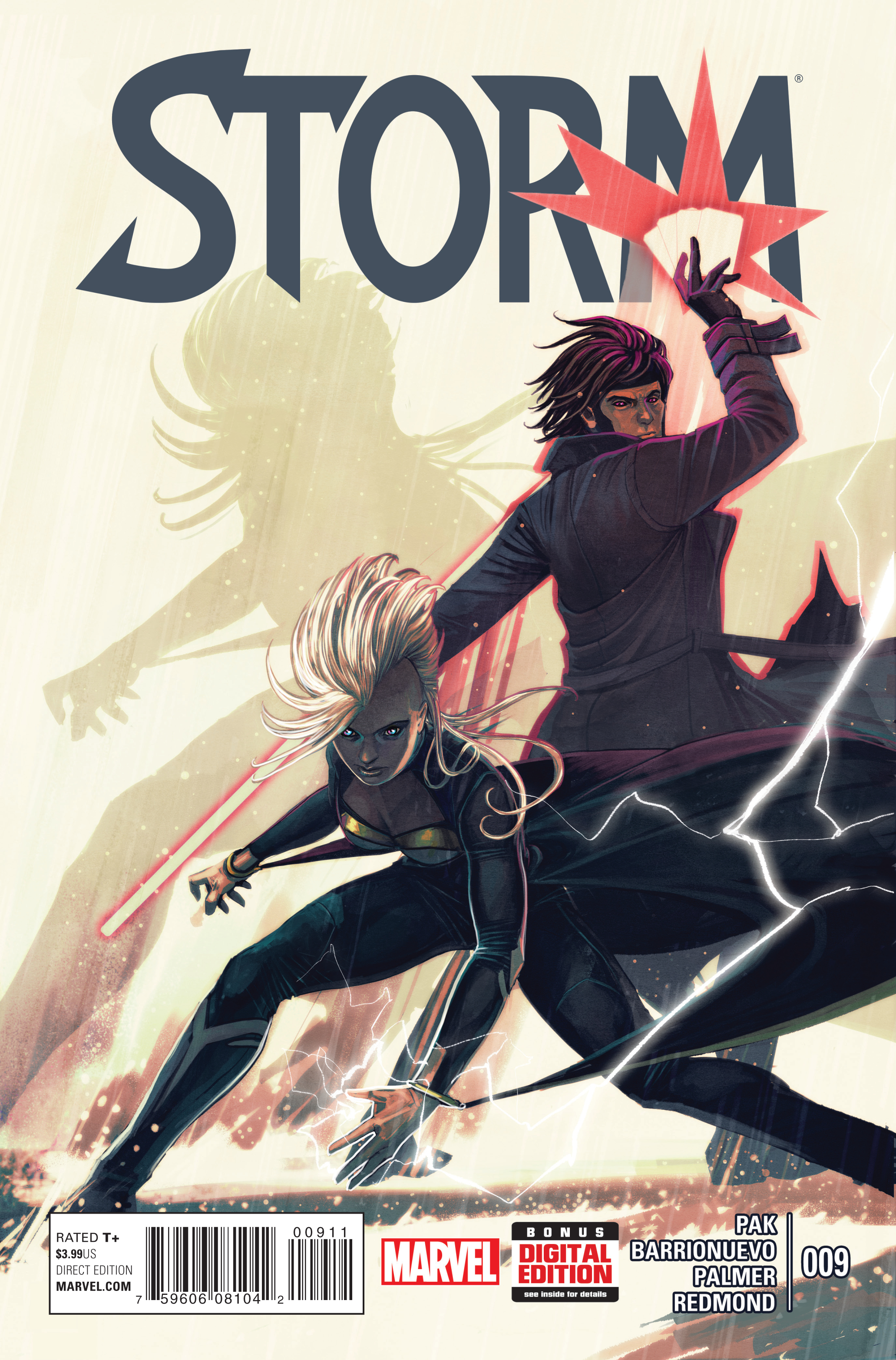 Storm #9 cover