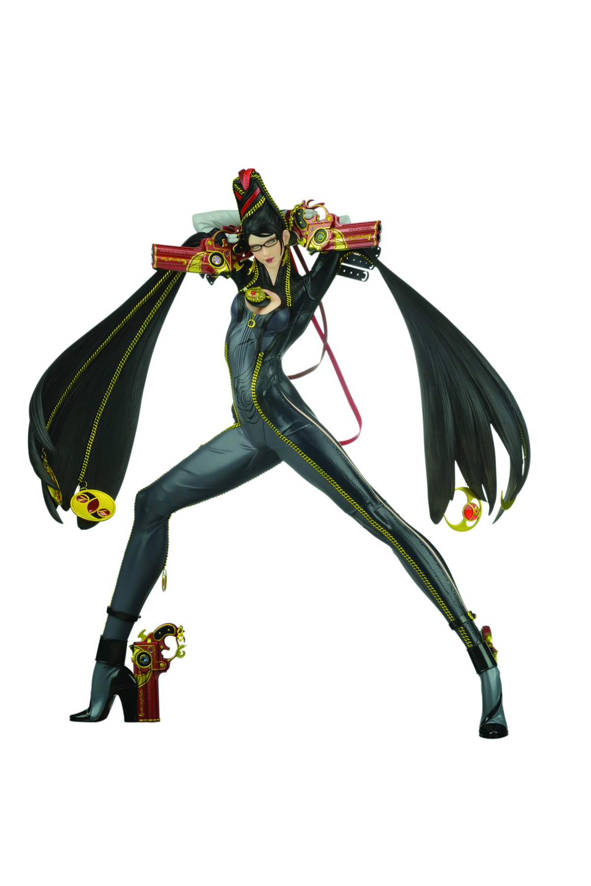 how to use items in bayonetta