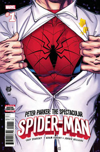 Marvel Comics' Peter Parker The Spectacular Spider-Man #1