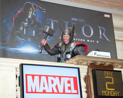 MarvelThorAtNYSE_2