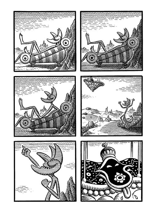 congress-of-the-animals_jim-woodring-9