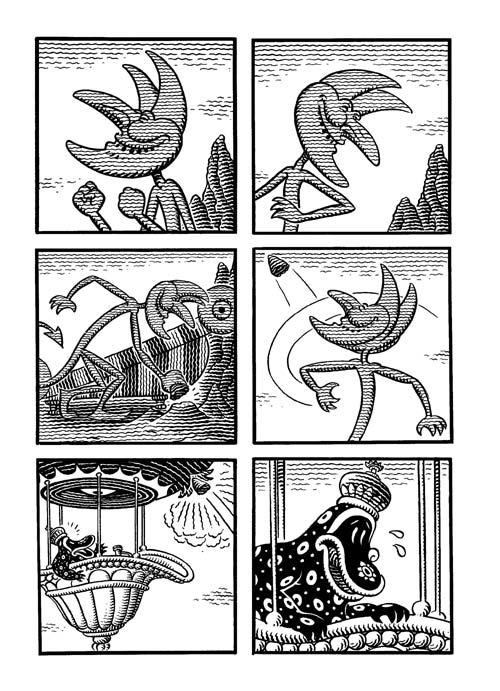 congress-of-the-animals_jim-woodring-10