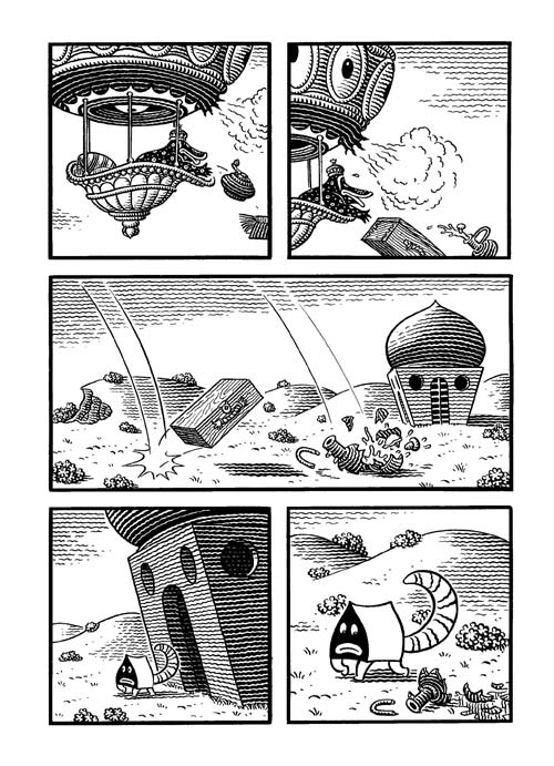 congress-of-the-animals_jim-woodring-11