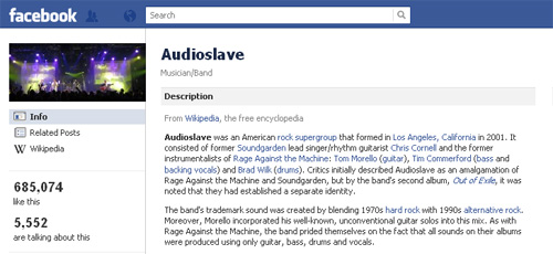 audioslave-facebook