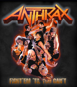 Anthrax---Fight'em