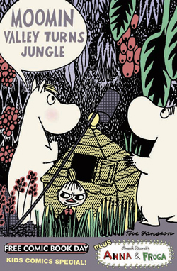 Moomin Color Special