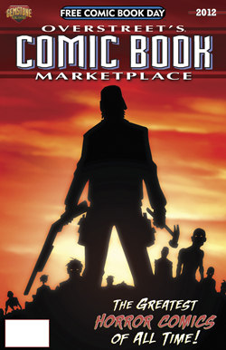 Overstreet's Comic Book Marketplace 2012
