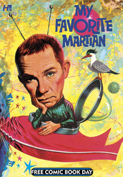 My Favorite Martian Special Edition