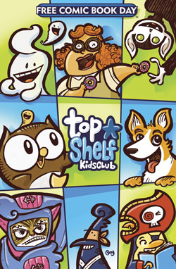 Top Shelf Kids Club 2012