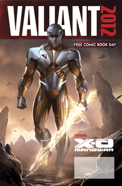 Valiant Comics 2012 Preview