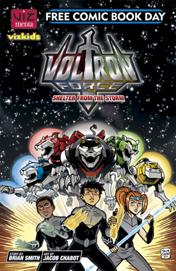 Voltron Force: Shelter from the Storm