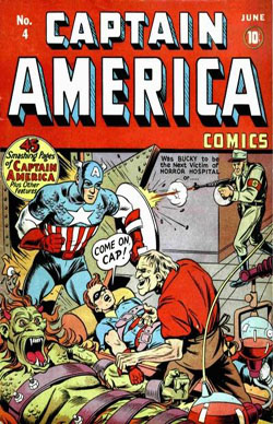 Captain America Comics #4 (1941)