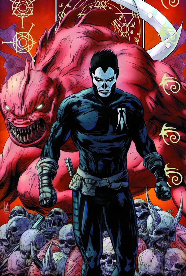 Shadowman #1 Regular Zircher Cover