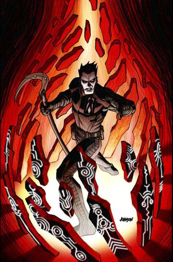 Shadowman #1 20-Copy Incentive