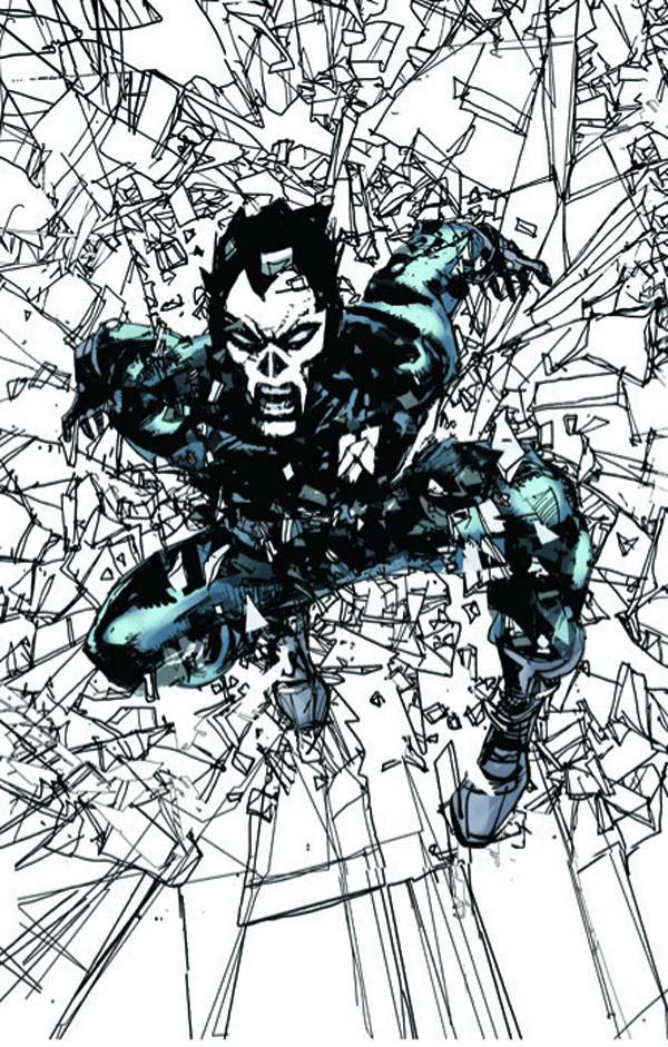 Shadowman #1 50-Copy Incentive
