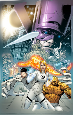 FANTASTIC FOUR #611  FINAL ISSUE VARIANT