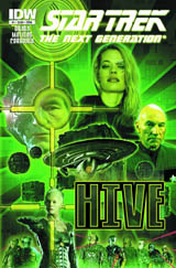 Star Trek: The Next Generation -- Hive #1