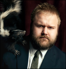 Robert Kirkman; photo by Megan Mack