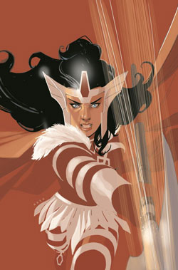JOURNEY INTO MYSTERY #646 NOTO VARIANT