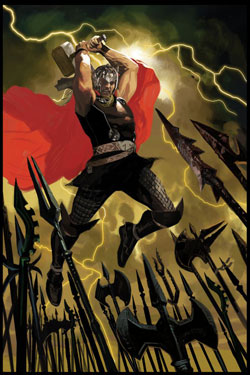 THOR: GOD OF THUNDER #1 ACUNA VARIANT
