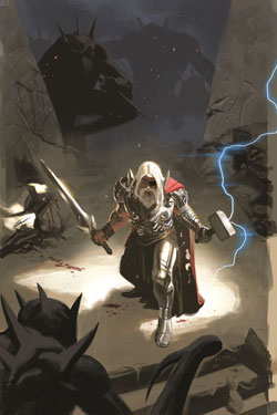 THOR: GOD OF THUNDER #3 ACUNA VARIANT