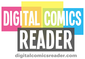 Digital Comics Reader Logo