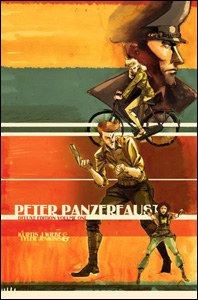 Peter Panzerfaust Deluxe Edition Vol. 1