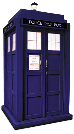 Doctor Who Eleventh Doctor Tardis 1 6 Scale Replica Previews World