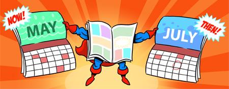 Como encomendar revistas e livros dos Estados Unidos através do Catálogo PREVIEWS?