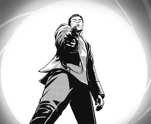 November Sees New James Bond Series From Dynamite Previews