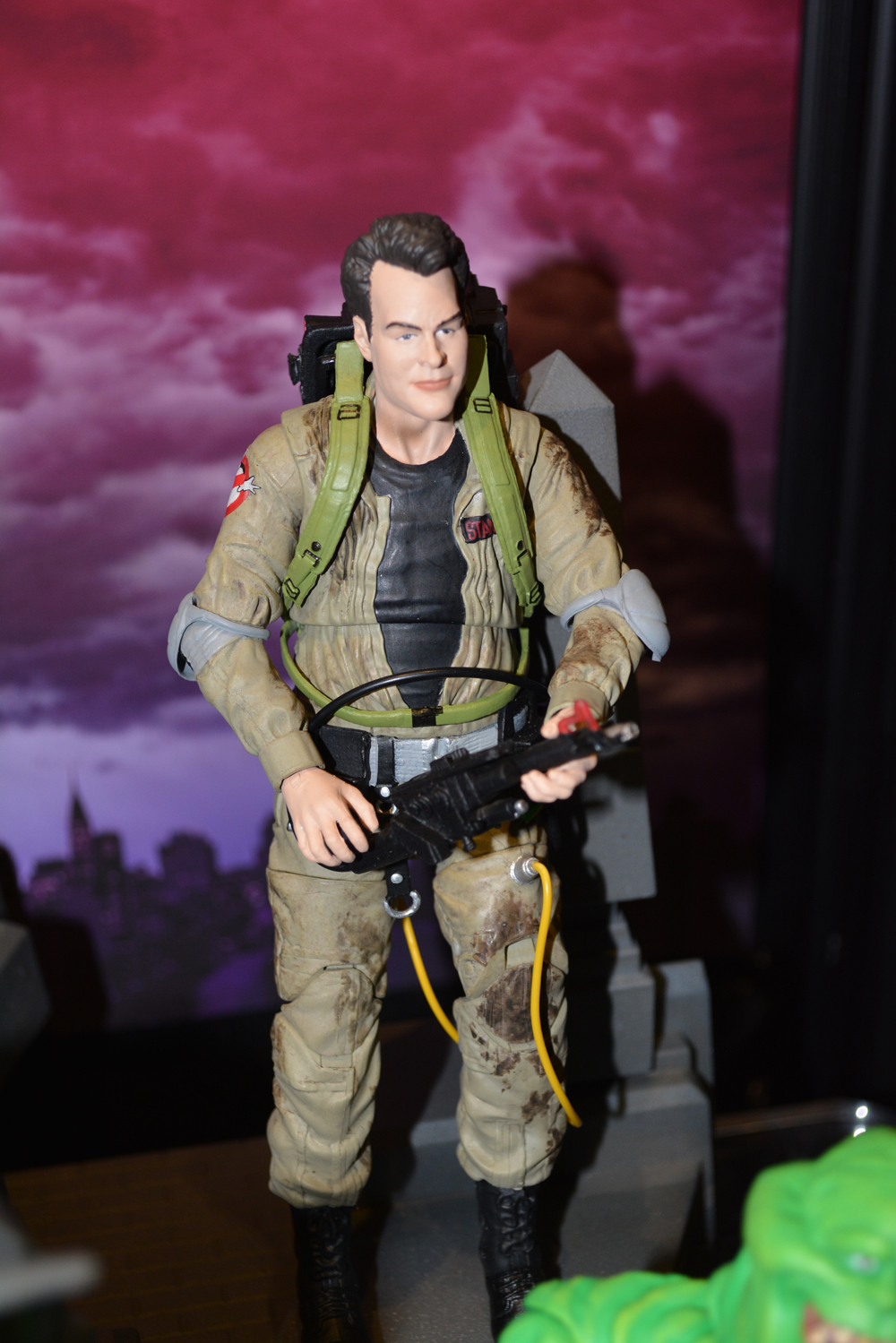Janine Melnitz - Ghostbusters Select Series 3  sc 1 st  PREVIEWSworld & Toy Fair: New Ghostbusters Select Figures From Diamond Select Toys ...